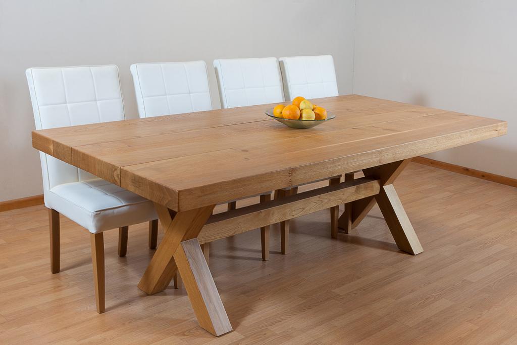 שולחן נזירים עץ אלון
